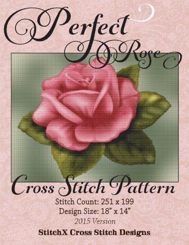 Perfect Rose Cross Stitch Pattern pdf epub