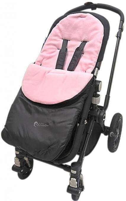 BuddyJet – Saco universal para sillas de paseo Silver Cross carrito de bebé cochecito BUGGY luz