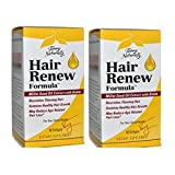 Terry Naturally/Europharma Hair Renew Formula -60 Softgels -2 Pack For Sale