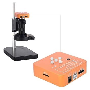 Pangding 34MP 2K 1080P HDMI Microscopio Industrial Cámara para ...