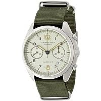 Hamilton Khaki Aviation Pilot Pioneer Auto Chrono Men's Watch (Ivory)