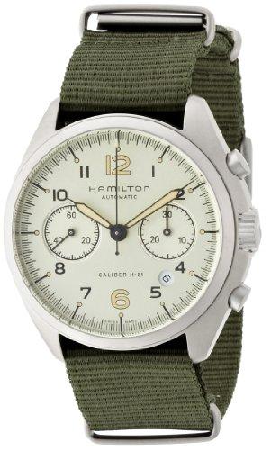 [ハミルトン]HAMILTON Khaki Pilot Pioneer(カーキ パイロット パイオニア) オートクロノ H76456955 メンズ