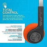 JLab Rewind Wireless Retro Headphones | Bluetooth