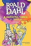capa de A Fantástica Fábrica de Chocolate - Volume 1