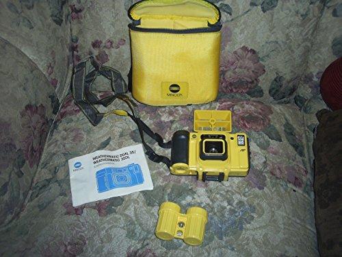 Minolta Waterproof Camera - 2