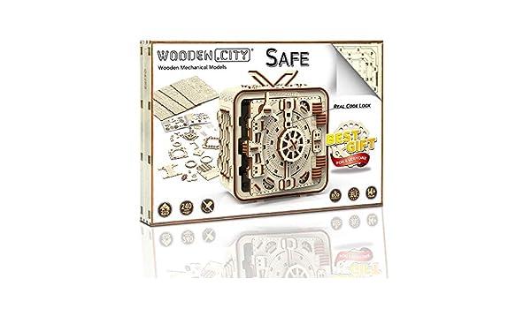 Safe Wooden.City