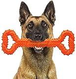 CMKJ - Juguete para perros agresivos para masticadores agresivos, duradero para cambiar los dientes para perros…