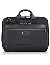 @ Work-Brief Briefcase, Black, Medium