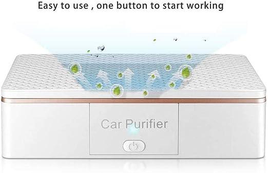 DWLXSH Purificador de Aire Inteligente con Cobertura purificador ...