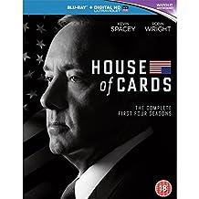 House of Cards - Season 1-4
