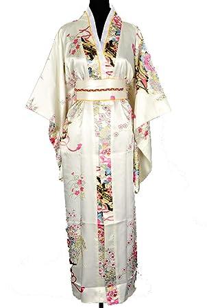 Shanghai Tone® Taille Ac Unique Kimono Obi Luxe Furisode Yukata Robe Japonais xdBeCor