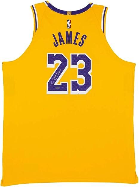 LeBron James Autographed Los Angeles
