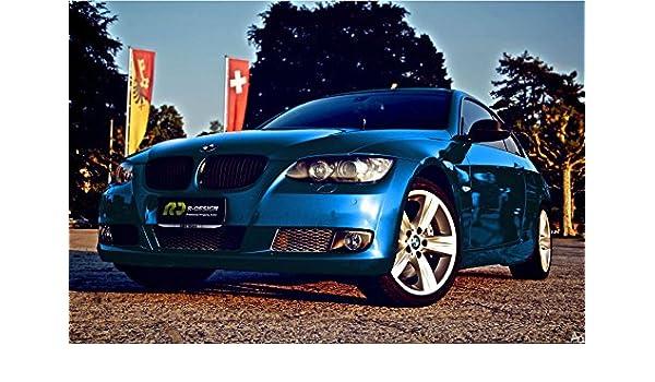 Amazon com: VViViD Blue Chrome Car Wrap Vinyl 80ft x 5ft with Air