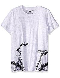 André Badi Vélo Camiseta para Hombre