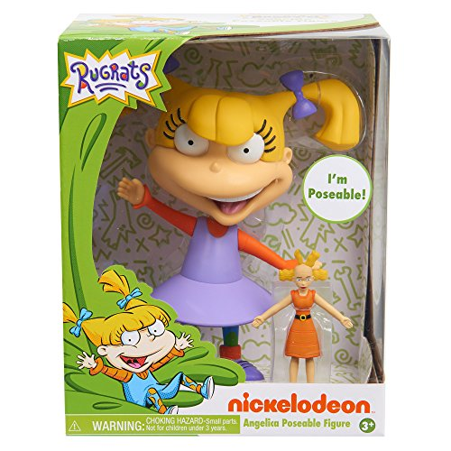 Nick 90's Just Play Rugrats Anjelica Toy Figures