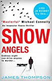 Front cover for the book Snow Angels by James Thompson