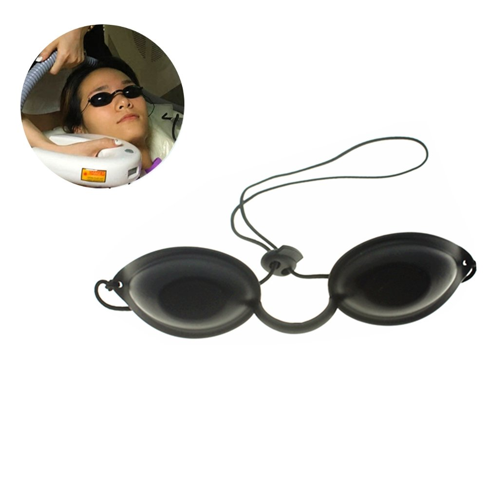 Glasses Safety Goggles Medical Light Patient Protective E light Laser Protection Eyecup for IPL Beauty