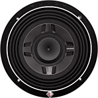 Rockford P3SD48 P3 Punch Shallow mount 8-Inch DVC 4-Ohm Subwoofer