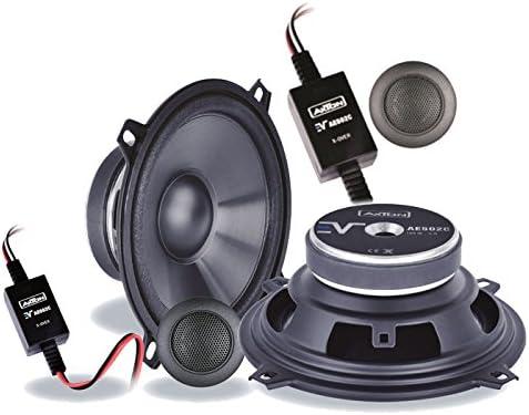 JUST SOUND best choice for caraudio 13cm 2-Wege Koax Auto Einbauzubeh/ör Einbauset f/ür BMW 3er E30 Lautsprecher Boxen Axton AE502C
