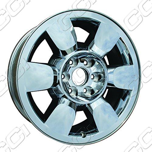 20'' Chrome New OEM Wheels for 09-12 GMC YUKON (Wheels Yukon Oem)
