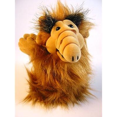 "Vintage Alf 6"" Clip-On Plush Figure: Toys & Games"
