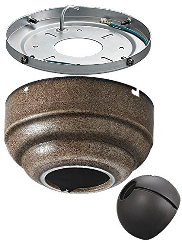 Monte Carlo MC95OZ, Sloped Ceiling Adapter, Oil Rubbed Bronze