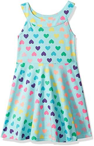 The Children's Place Girls' Hi Neck Circle Dress