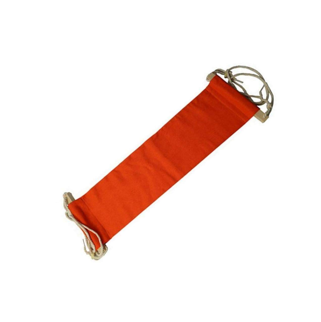 Olayer, mini poggiapiedi da ufficio; supporto da scrivania per piedi; amaca per piedi arancione GEEKFACTORY GAW-059