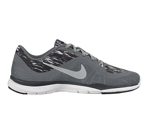 Nike 831578-001, Zapatillas de Deporte para Mujer, Gris (Pure Platinum/Metallic Silver/Cool Grey), 37.5 EU