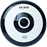 AX Home Camera, HD WIFI Indoor Wireless Home Security Camera Monitor System/Infrared Night Vision, Motion Detection And Two-Way Cal lHome/Office/Baby/Pet Monitor with iOS, Android App