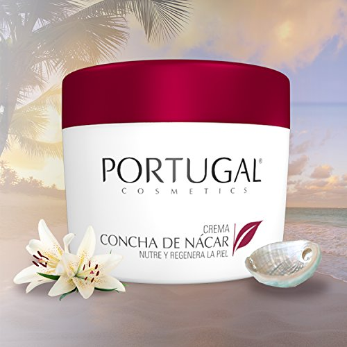Most Effective Whitening Cream - Mother of Pearl (Concha de Nacar) Mask for Face and Body: Brightens and Whitens Skin - Cleansing - Moisturizing - Anti-Aging Ingredients for Naturally Radiant Skin