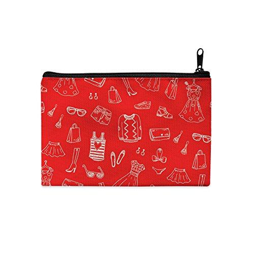 WooHoo Girl - Make Up Bag -Packup