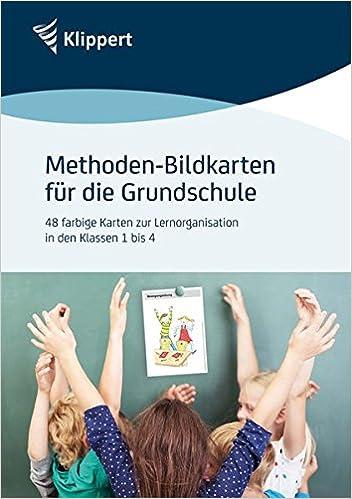 Methoden-Bildkarten für die Grundschule: 48 farbige Karten zur ...