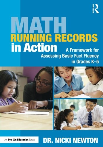 Math Running Records in Action (Eye on Education Books) (Guided Math In Action By Dr Nicki Newton)