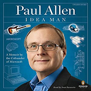 Idea Man Audiobook
