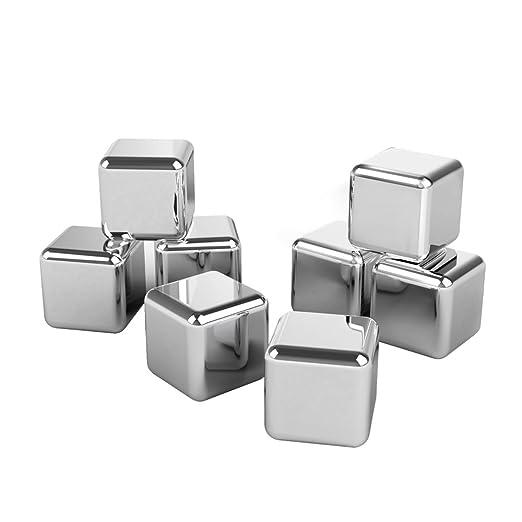67 opinioni per TaoTronics Cubo Ghiaccio- Set da 8 Cubetti Refrigeranti Riutilizzabili in