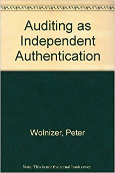 Auditing as Independent Authentication