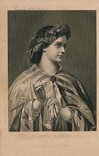 dresses in 1850 - 2