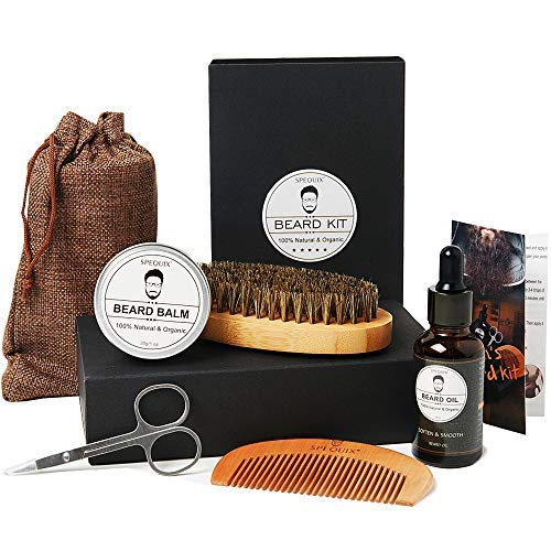 SPEQUIX Grooming Conditioner Mustache Moisturizing product image