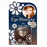 DOLLY WINK Koji Eye Shadow, 03 Smoky Brown