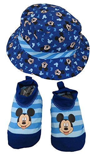 Disney Mickey Mouse Booties Months
