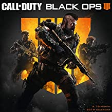 Call Of Duty Official 2019 Calendar - 16 Month Square Wall Calendar Format
