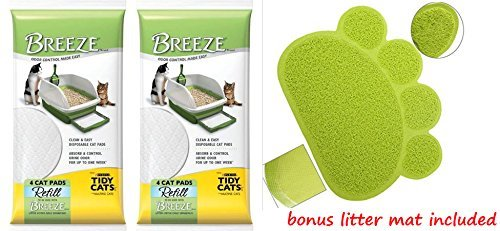 Breeze Tidy Litter Pads x11 4 product image