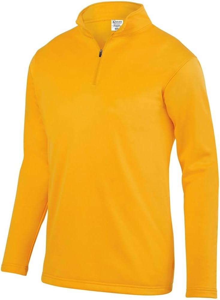 Augusta Activewear Mens Wicking Fleece Pullover