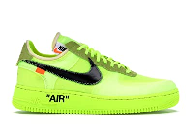 62f8497706db4 AIR Force X Off White 1 Low Volt Limited Edition Sneakers/Casual ...