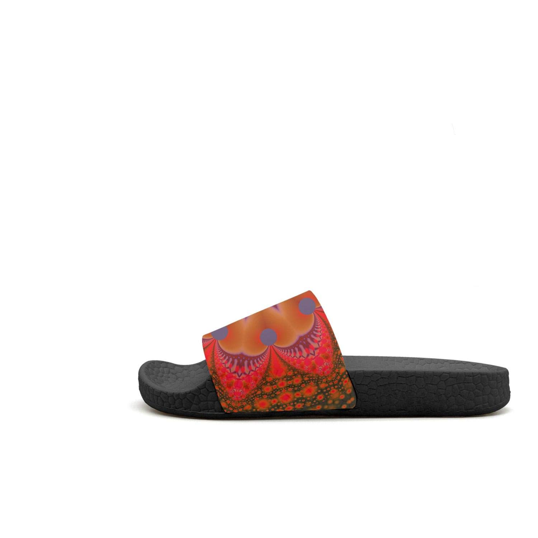 Attractive Women Mandalas Beautiful Mermaid Gir Loafer Classic Shower Shoes