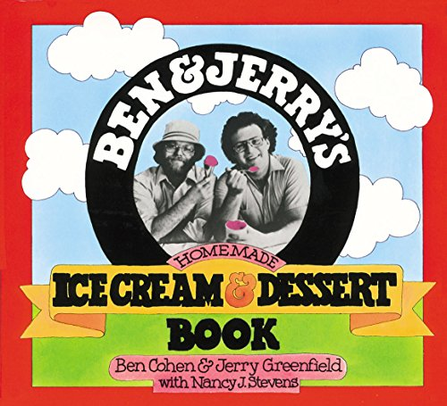 Ben & Jerry's Homemade Ice Cream & Dessert Book (Best Blender For Hot Coffee)