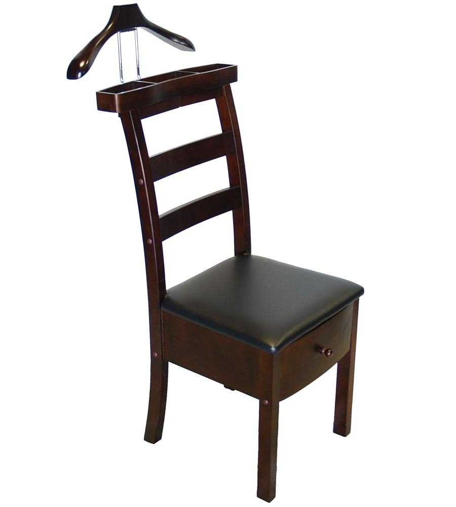 MD Group Manhattan Chair Valet, 43'' x 24'' x 35 lbs