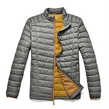TAK Men Down Jacket Outdoor Winter Jacket Trekking Zipper Coat Parka Down Sports