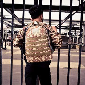 Backpacks For leisure - WINNE R WINNE R CHICKEN DINNER Level 3 Backpack Assault Pack in PUBG Gray - 1 x Pair Silicone Heel Shoe Pads